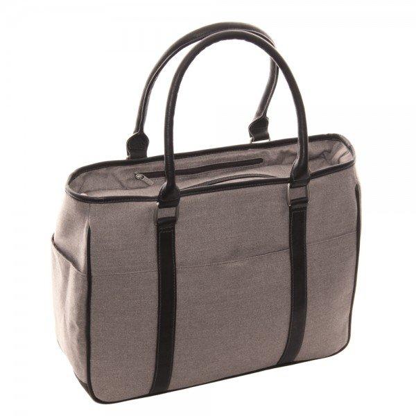 Piel 3082 Small Canvas Shopping Bag*