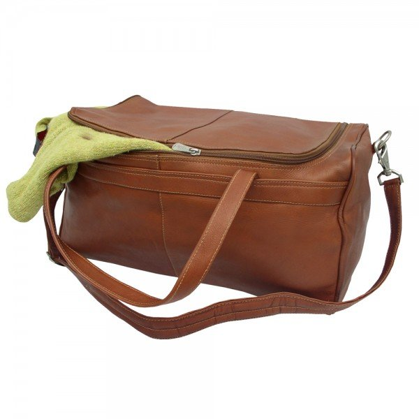 Piel 9710 Traveler's Select Small Duffel Bag*