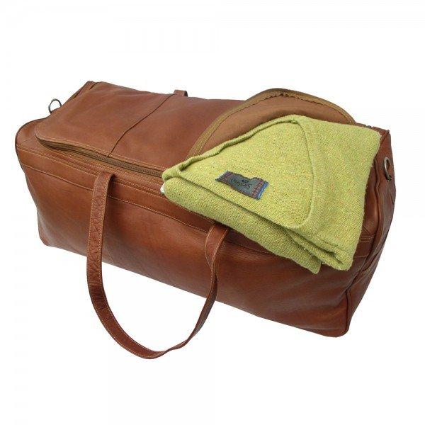 Piel 9712 Traveler's Select Large Duffel Bag*