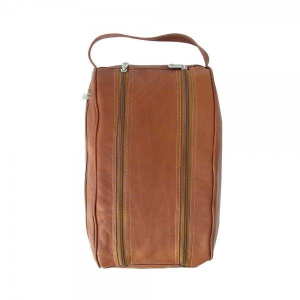 Piel 9749 Double Compartment Shoe Bag*