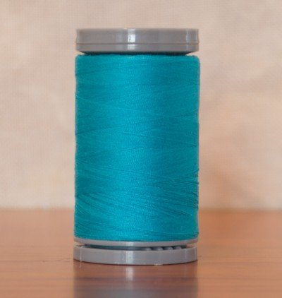 QUILTERS SELECT 60 WT PERFECT COTTON PLUS - TURQUOISE