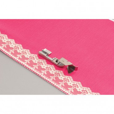 BABY LOCK LACE APPLICATOR FOOT - ECLIPSE