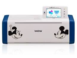 BROTHER SCAN N CUT SDX230D LIMITED EDITION DISNEY