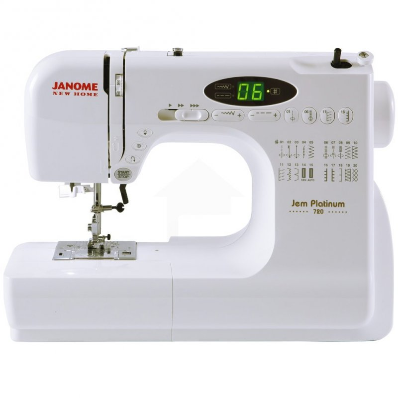 JANOME JNH720 - USED