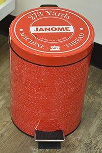 JANOME TRASH BIN