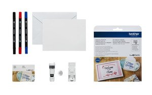 BROTHER SCAN N CUT CALLIGRAPHY STARTER KIT