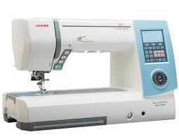 JANOME MC8900QCP-SPECIAL USED