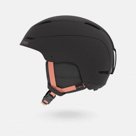2018/19 Giro Ceva Mat Black/Peach