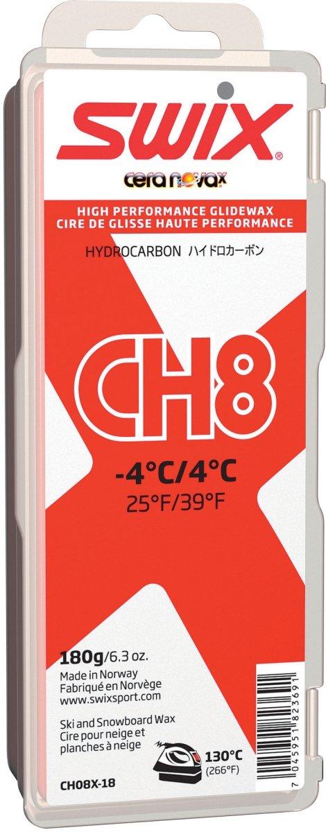 2018/19 Swix CH8X Red 180g