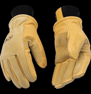 2019/20 Kinco Lined Pigskin Ski Gloves