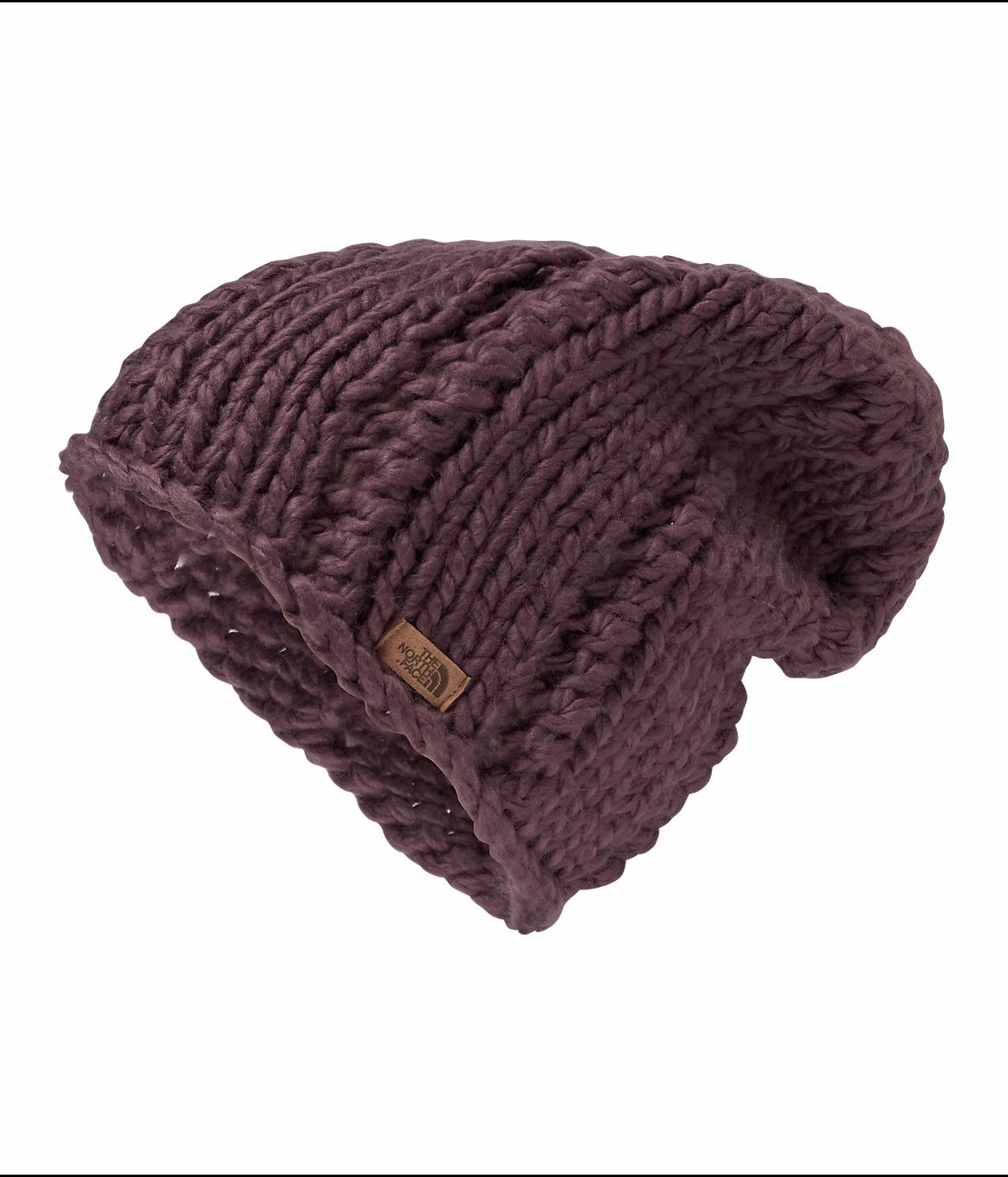 2017/18 TNF Chunky Knit Beanie