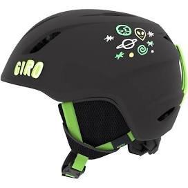 2018/19 Giro Launch Mat Blk/Br Grn Alien