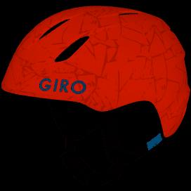 2018/19 Giro Launch Mat Vermillion Rock