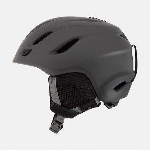 2018/19 Giro Nine Mat Black