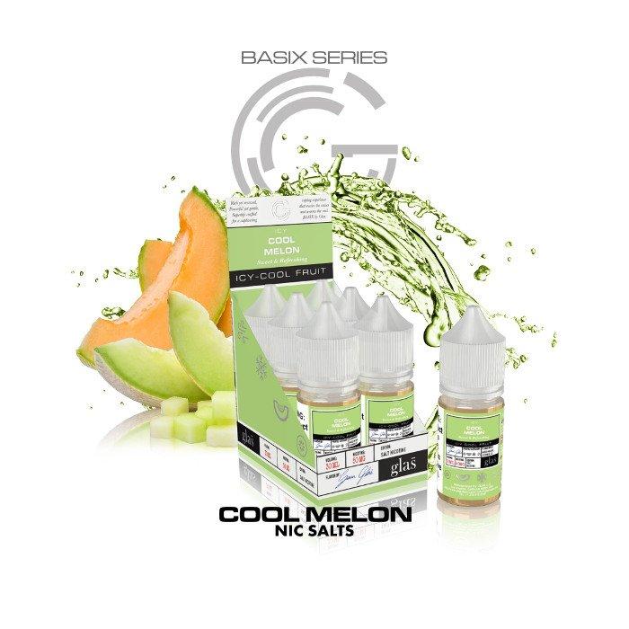 Glas Basix Nic Salt Cool Melon