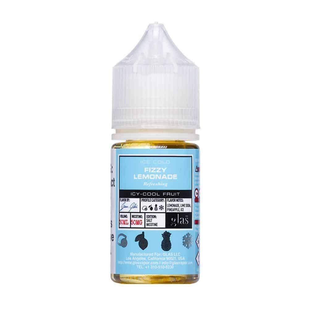 Glas Basix Nic Salt Fizzy Lemonade