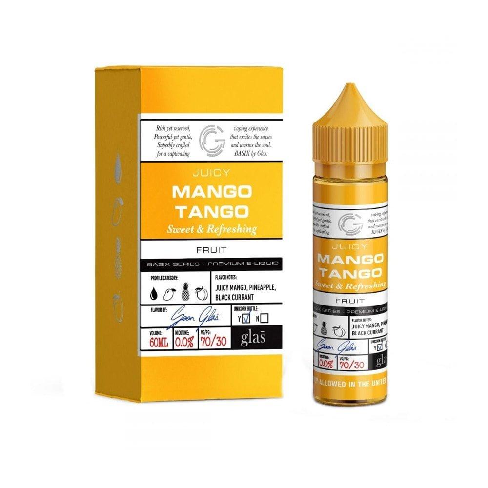 Glas Basix Mango Tango