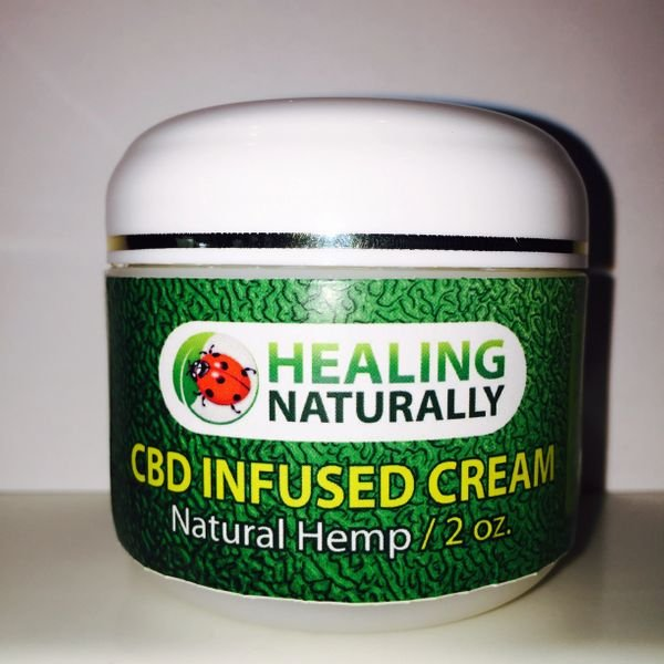 CBD Infused Cream 150mg 4.5oz