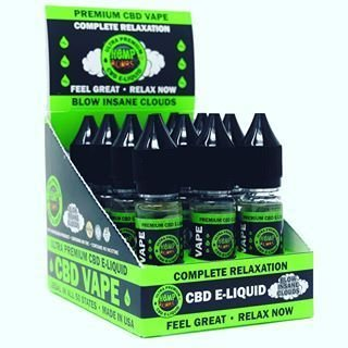 Hemp Bomb CBD Eiquid 250MG 16.5ML