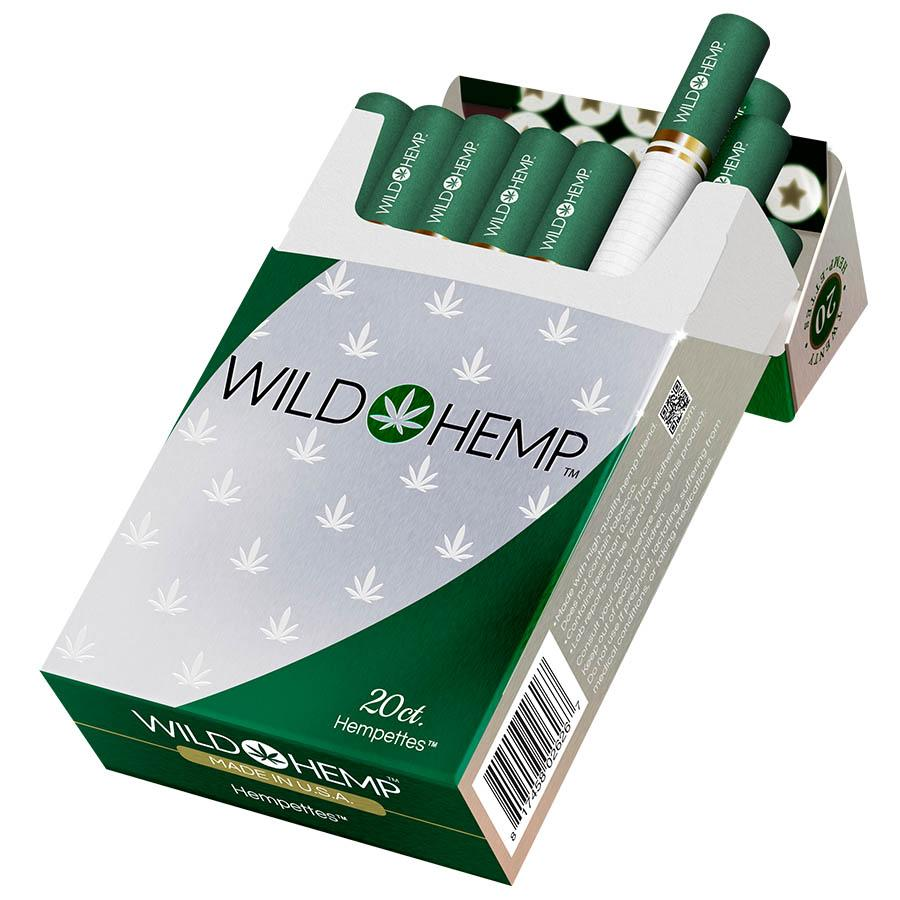 Wild Hemp cigarettes 20ct