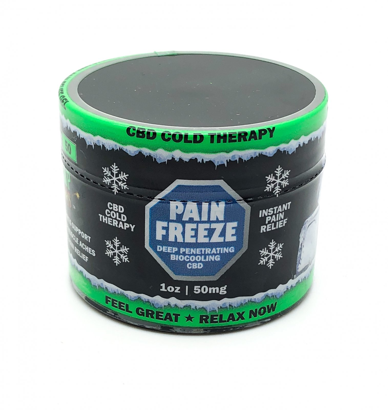 Hemp Bomb CBD Pain Freeze Therapy  1oz