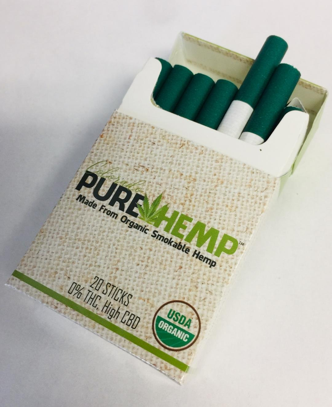 Pure Hemp Cigaretts