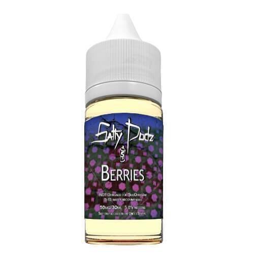 Salty Pods Nic Salt Berries