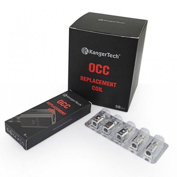 Kanger Subtank OCC 1.5 Coils