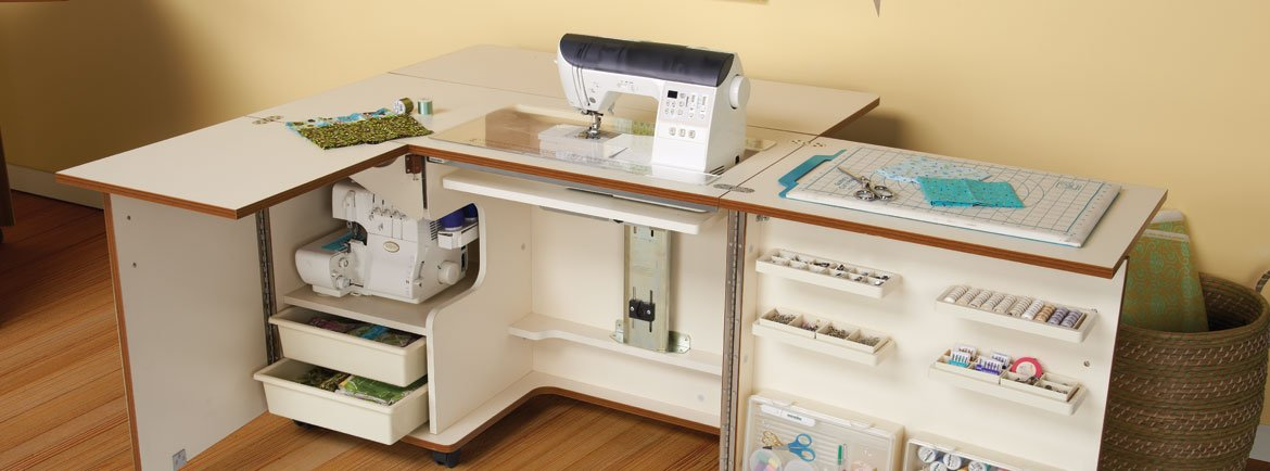 Exceptional Tailormade Sewing Furniture   USA