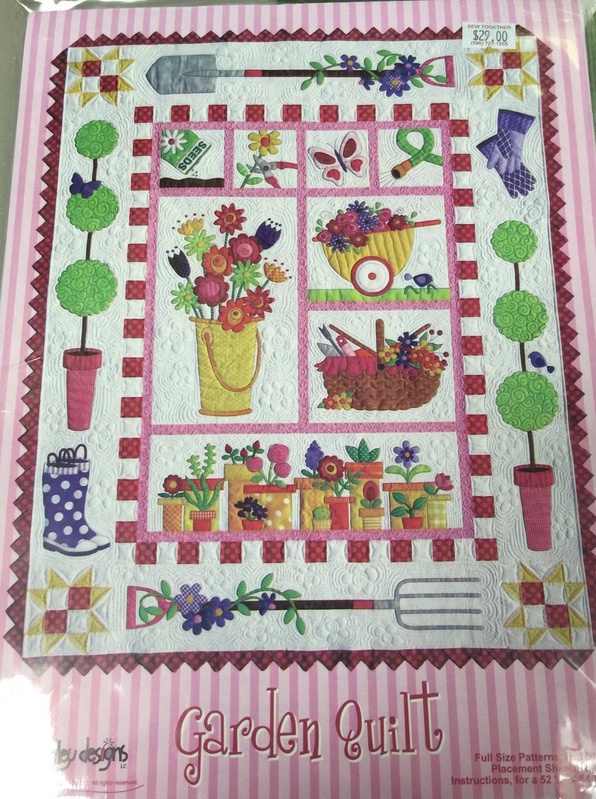 Garden Quilt Pattern