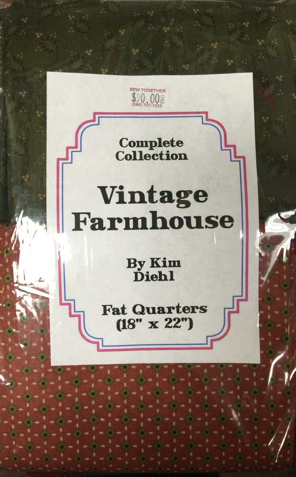 Vintage Farmhouse Complete Collection by Kim Diehl