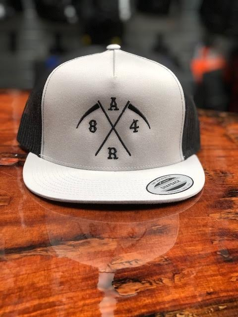 Action Rideshop Ride Fast w/ Mesh Snapback