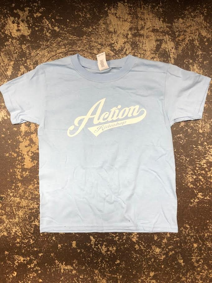 Action Baseball Logo Youth SS