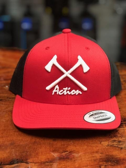 Action Axes Hats