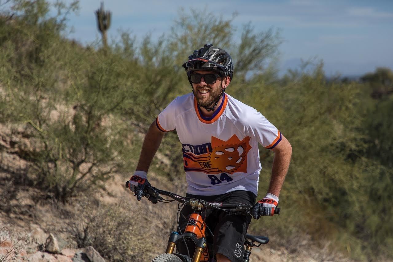 Action EAF Barkley Mtn. Bike Jersey