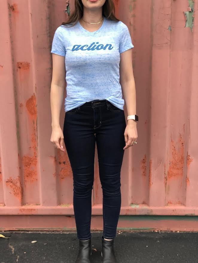 Action Women's Light Weight Shirt