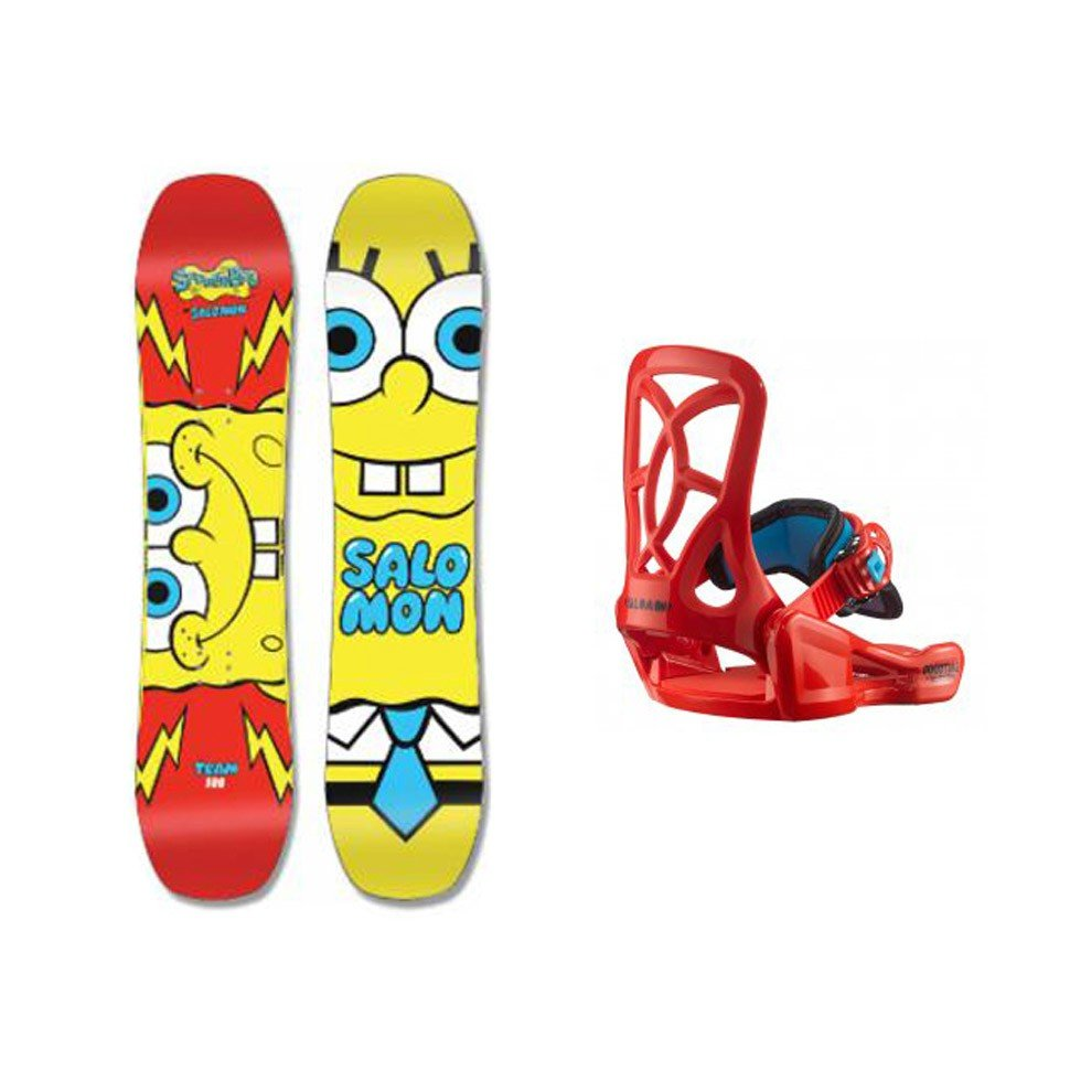 Salomon Team Package Spongebob
