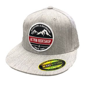 Action Adventures & Excursions Heather Gray Fitted