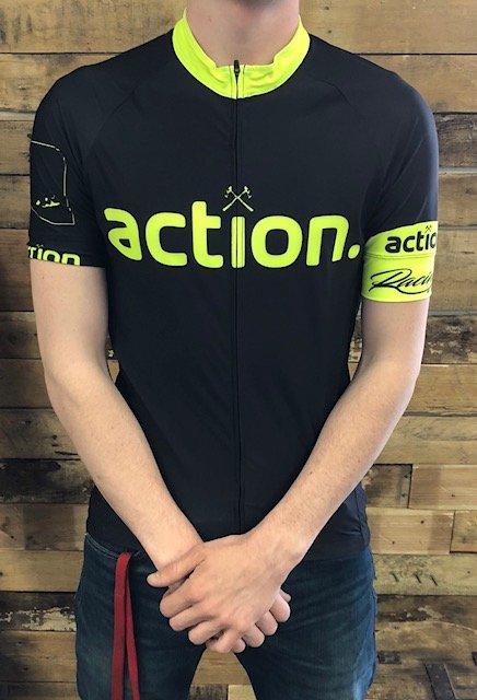 Action Rideshop Team Racing Jersey
