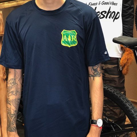 Action Rideshop Forest Service Tech T