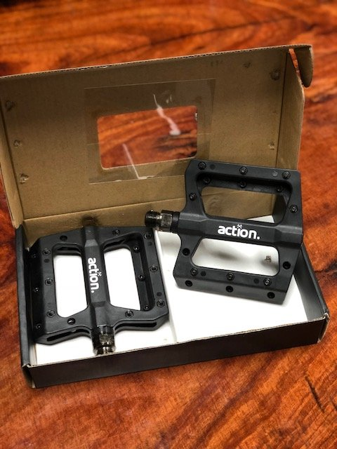 Action Rideshop Composite Pedal