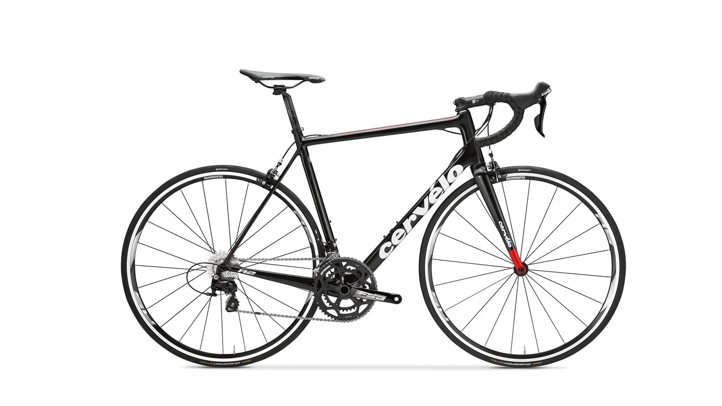 Cervelo R2 Classic Road Black/Red