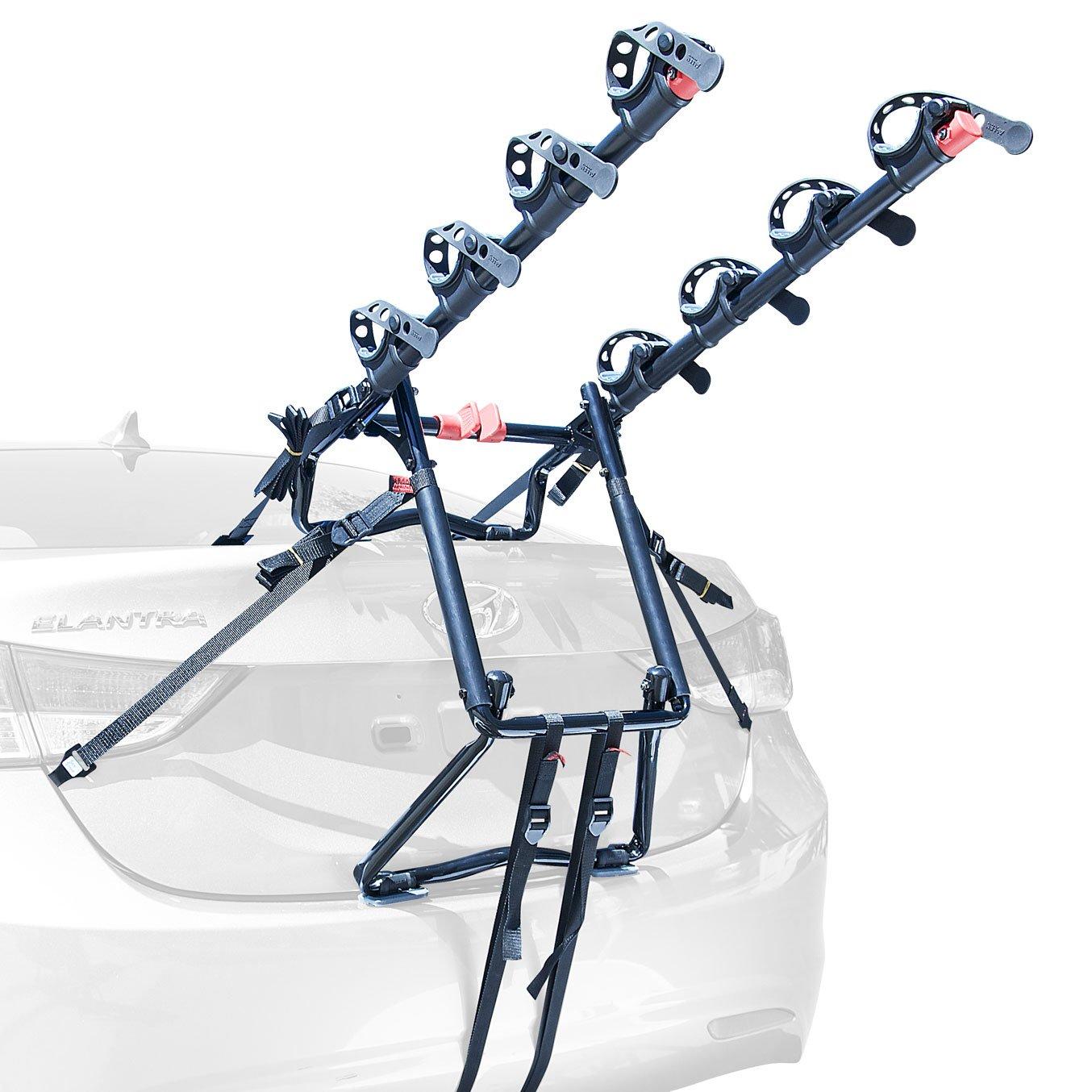 4 Bike Trunk Rack