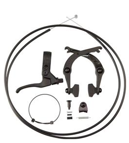 Odyssey Springfield Brake Kit/ U-Brake Black