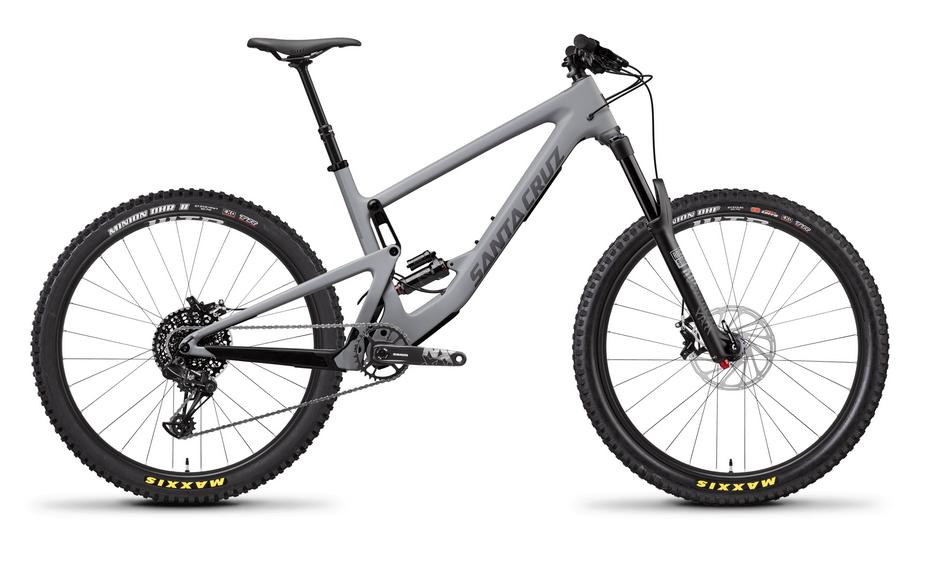 2019 Santa Cruz Bronson 3 27.5 Grey R-Kit