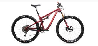 Demo 2019 Pivot Trail 429 Race XO1
