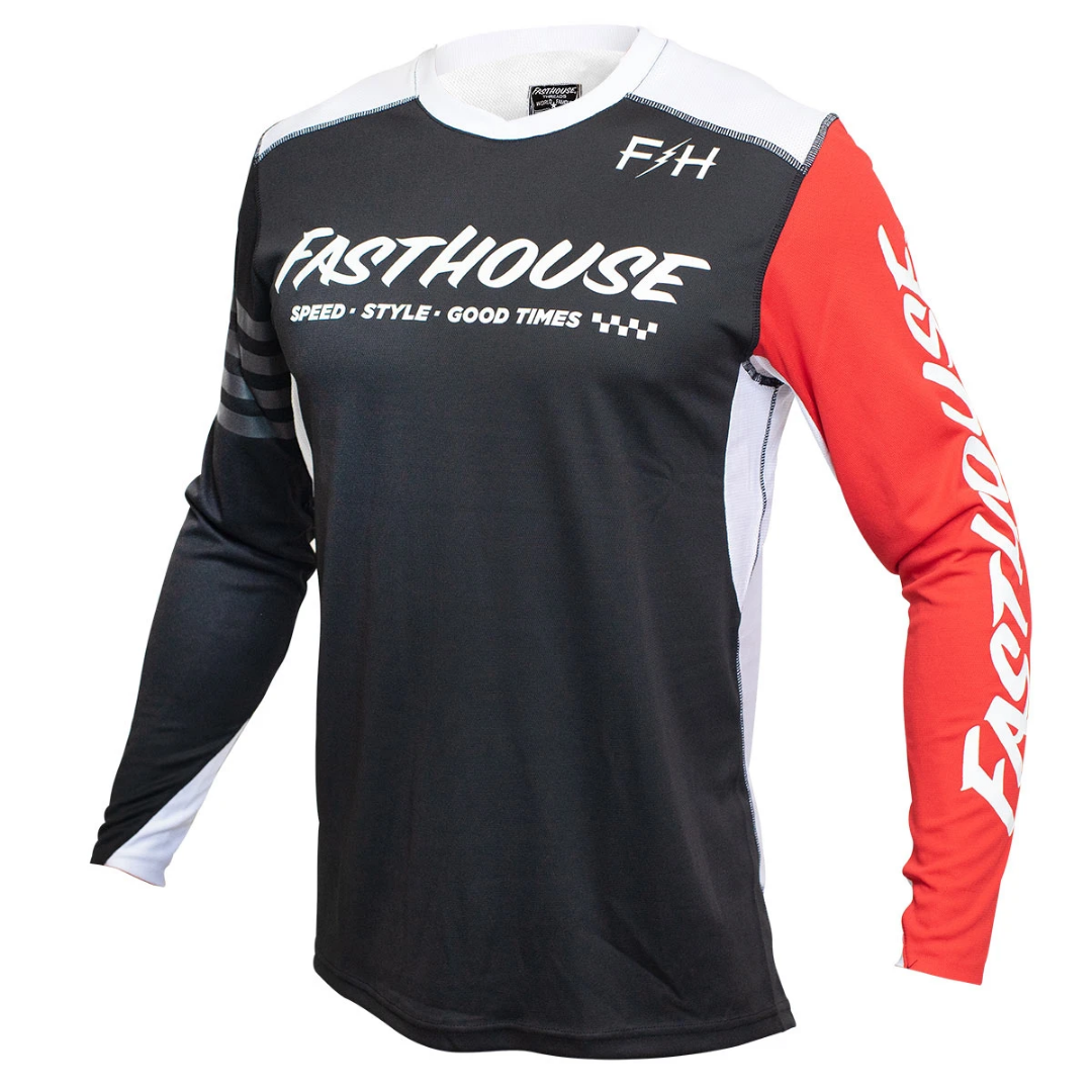 Fasthouse Raven Jersey