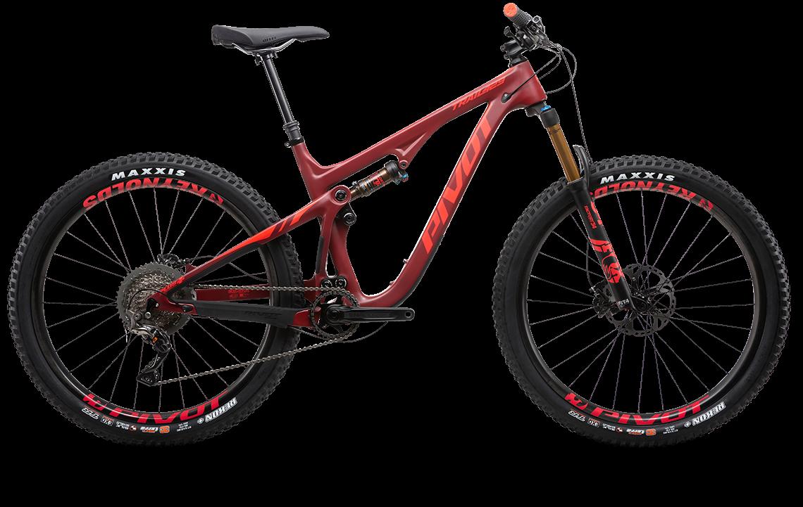 2019 Pivot Trail 429 Pro XT/XTR 1x Crismon
