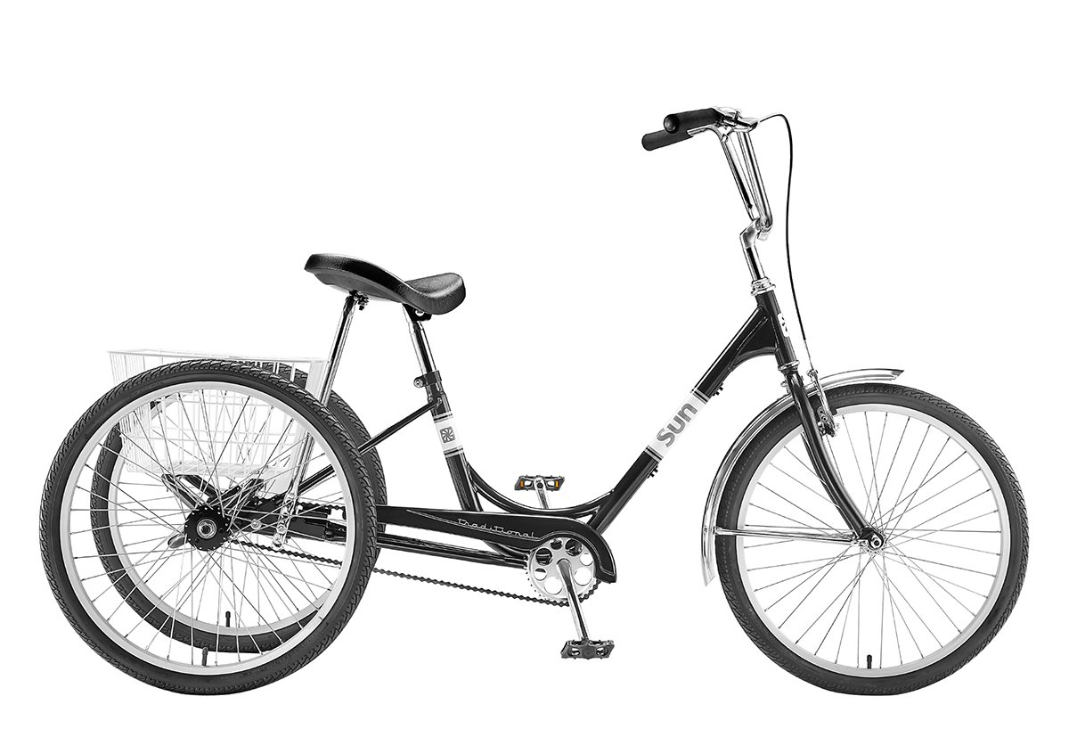 Sun Traditional Adult Trike 24