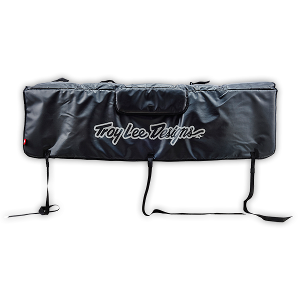 Troy Lee Designs Tailgate Cover Signature Black